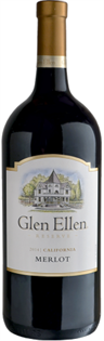 Glen Ellen Merlot Reserve 2014 750ml - Case of 12
